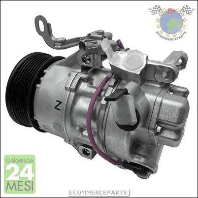 CG0 Compresor Aire Acondicionado SIDAT Toyota Yaris Gasolina 20: Amazon.es: Coche y moto