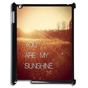 Dacase iPad2,3,4 Case, you are my sunshine Custom iPad2,3,4 Cover