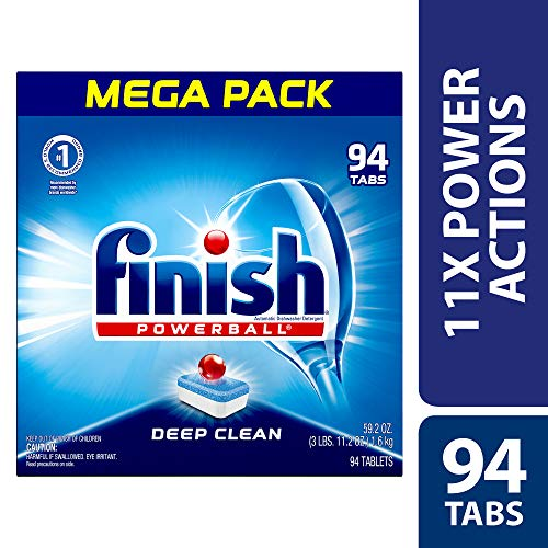 Highest Rated Dishwasher Detergent
