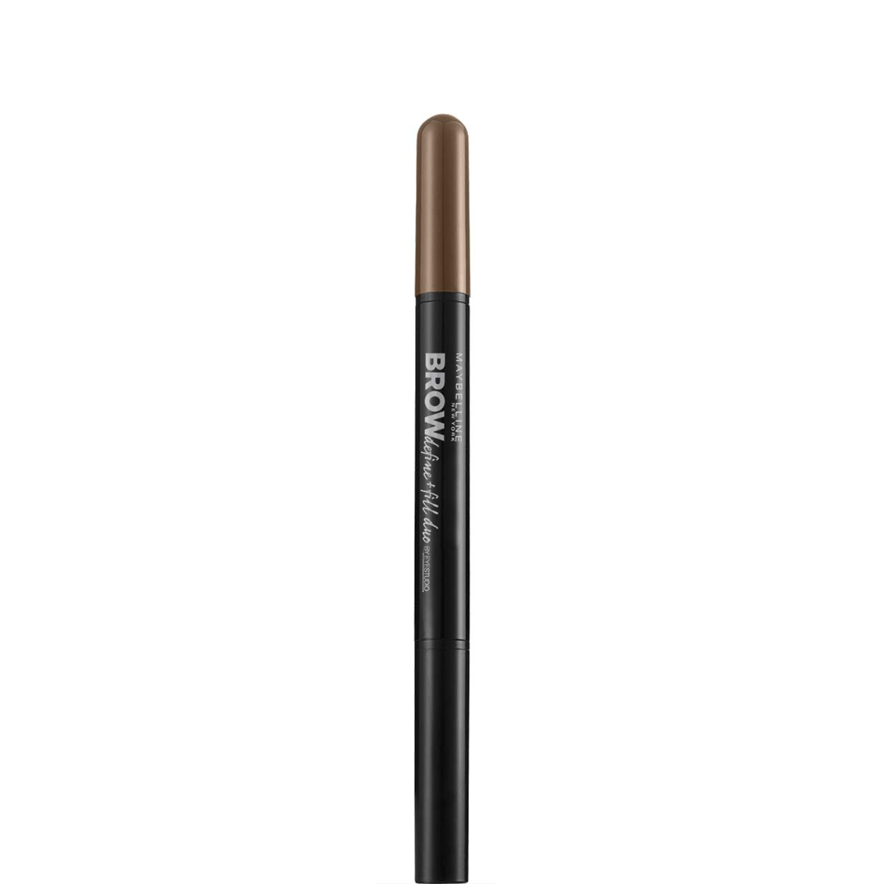 Maybelline Brow Satin Medium Brown