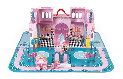 Janod Princess Palace Play Set -