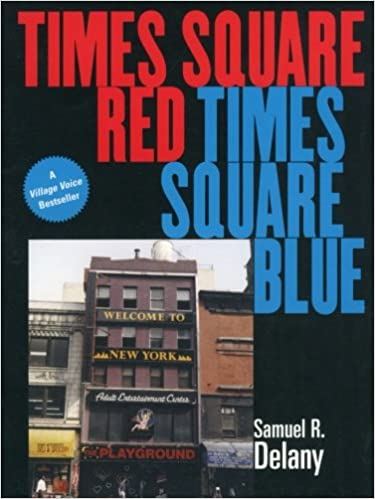 Times square red times square blue samuel r delany 9780814719206 times square red times square blue fandeluxe Images