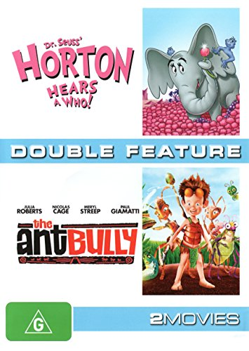 Horton Hears a Who! (Dr Suess) / The Ant Bully