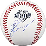 Jonathan Schoop Baltimore Orioles Autographed Orioles 60th Anniversary Commemorative Baseball - Fanatics Authentic Certified