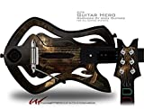 Sanctuary Decal Style Skin - fits Warriors Of Rock Guitar Hero Guitar (GUITAR NOT INCLUDED)