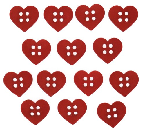 Dress It Up Sew Cute 6934 Red Hearts