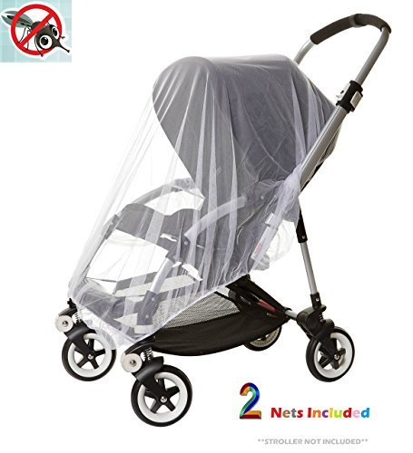 Clip On Umbrella For Baby Stroller - 6