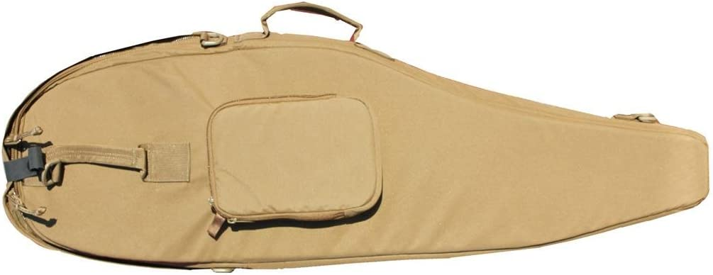 Crooked Horn Outfitters Liberator AR15 Discreet Gun Case Color: Coyote
