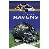 WinCraft Baltimore Ravens NFL Banner