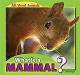 What's a Mammal?, Anna Kaspar, 1448861373
