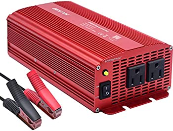 Bestek Power Inverter 1000 Watt DC 12 Volt Power Converter
