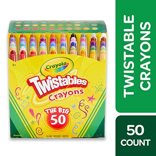 Crayola Twistables Crayons Coloring