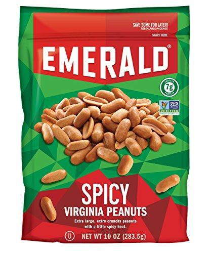 Emerald Virginia Peanuts Spicy Ounce