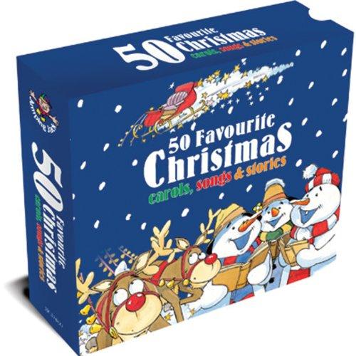 50 Favourite Christmas Carols, Songs & Stories 3cd Box Set (Favourite Xmas Songs)
