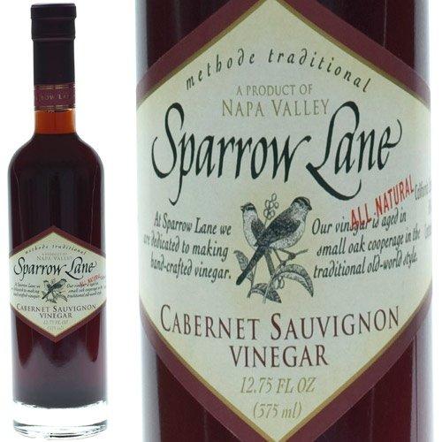 Cabernet Sauvignon Vinegar - 1 bottle - 12.75 fl oz (Lane Sparrow)