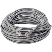 Lorex CBL100C5RU-W, 100ft Cat5e Extension Cable, Pack of 4 pcs
