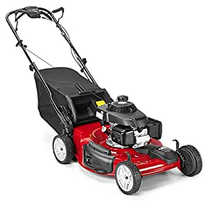 "Jonsered Self Propelled Walk Behind Push Mower 22"" Deck 160cc Honda Engine"
