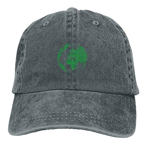 Hat for Cowgirl Green Women Travel Cap Skull Men Denim World Cowboy Hats Sport v0vnr1OWF