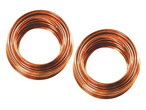 Amazon.com: OOK 50160 16 Gauge, 25ft Copper Hobby Wire (1): Home ...