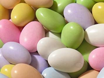 jordan almonds by its delish assorted 5 lbs