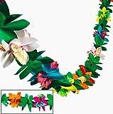 Tissue Flower Garland by Fun Express (2-Pack)