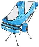 LEKI Sub1 Folding Chair - Bright Blue