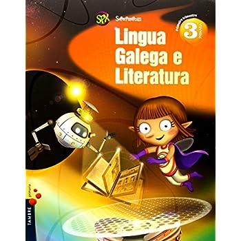 Lingua Galega e Literatura 3º Primaria (Tres trimestres) +: Lecturas búscase princesa (Superpixépolis) - 9788490460467