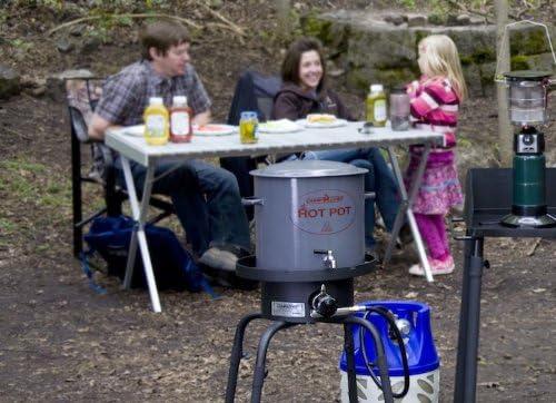 Camp Chef Universal Output Single Burner Stove