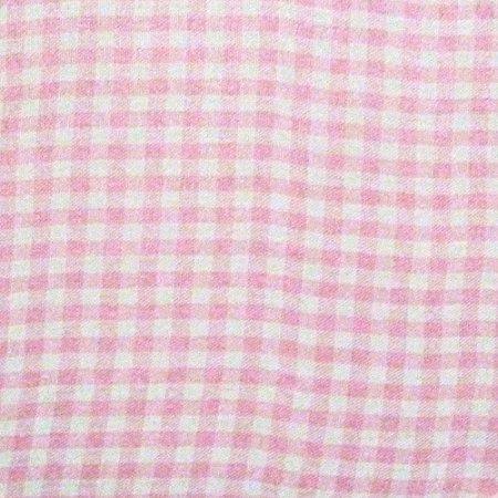 Round Hamper Liner, Pink
