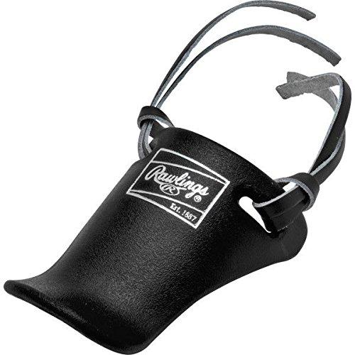Rawlings TP4 Catcher's Helmet Throat Guard (Black)