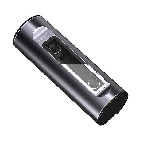 7a35fdfd26d TWS True Wireless Earbuds V5.0 Yusonic Bluetooth Headphones, Deep Bass  Stereo Sound Headset