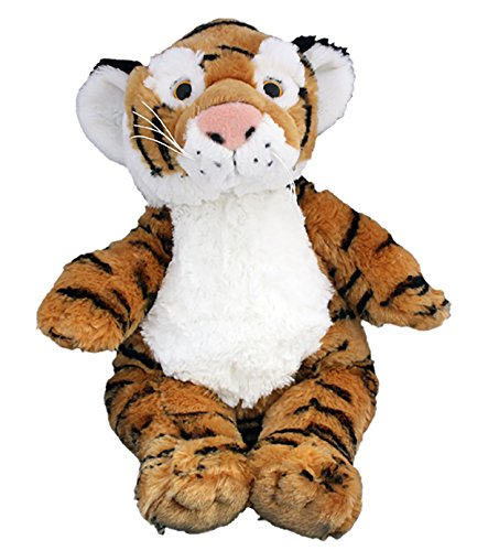 Cuddly Soft 16 inch Stuffed Bengal Tiger - We stuff 'em...you love 'em! from Stuffems Toy Shop