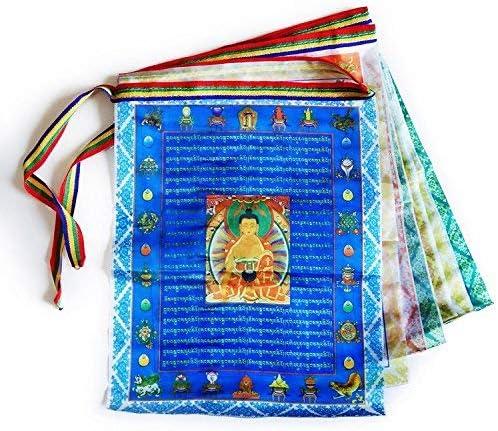 Banderas Tibetanas 125 Banderas Grandes