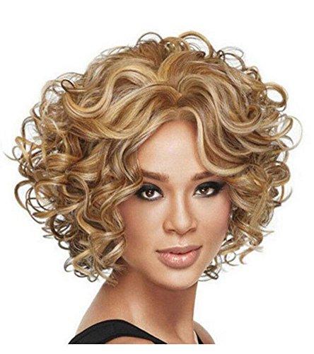 Diy Wig Womens Fashion Cosplay Synthetic