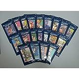 ジョジョの奇妙な冒険 25周年メモリアルカード 20種セット