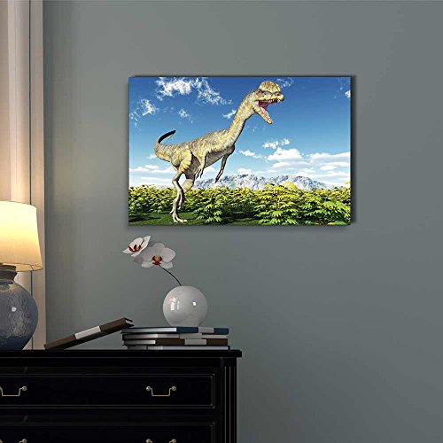 Dinosaur Dilophosaurus Wall Decor ation