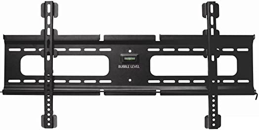 MountPlus MP-PLB-41 Ultra Slim Fixed TV Wall Mount Bracket 55-80 Inch LED, LCD Plasma TVs up to VESA 800 x 400mm 165 LBS Loading Capacity 1 Low Profile TV 55 – 80 Heavy-Duty