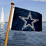 WinCraft Dallas Cowboys Boat and Golf Cart Flag