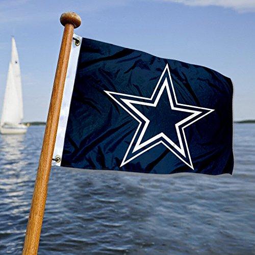 Dallas Cowboys Boat and Golf Cart Flag