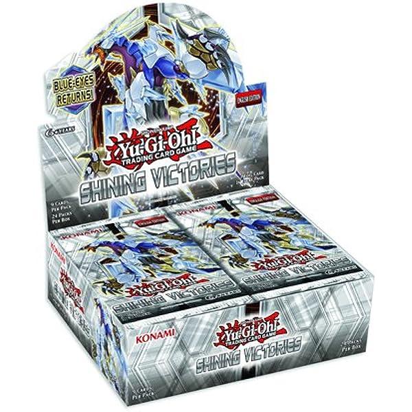 Flat pack Brand New YuGiOh! 3 Sealed Packs Duelist Saga Mini Booster Box