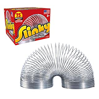 Slinky Brand The Original Slinky Kids Spring Toy