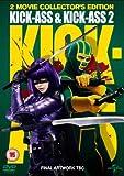 Kick-Ass/Kick-Ass 2 [DVD] [2013]