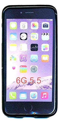 Housse gel pour Iphone 6+ 5.5 motif HA HA