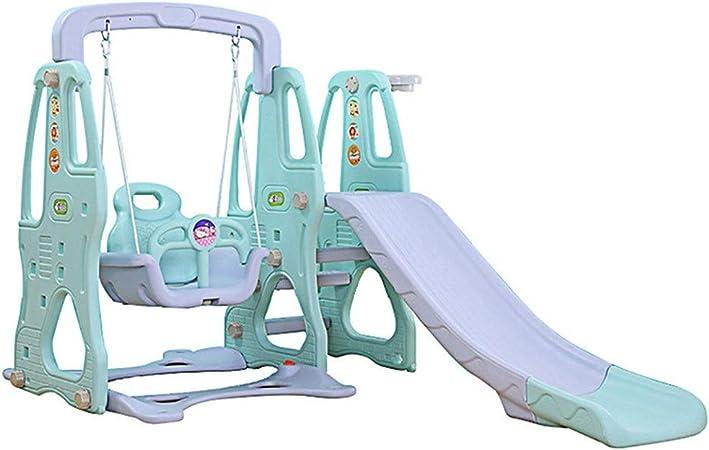 Slide jardín para niños interior y exterior Tres en una diapositiva del niño interior Juego de