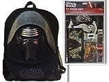 3D Star Wars The Force Awakens Back to School Bundle - 2 Items (12 pcs): Star Wars Episode 7 16