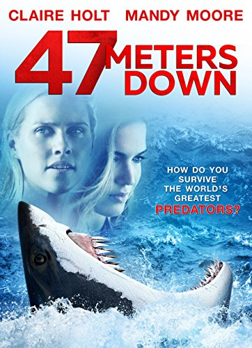 Shark Cage - 47 Meters Down