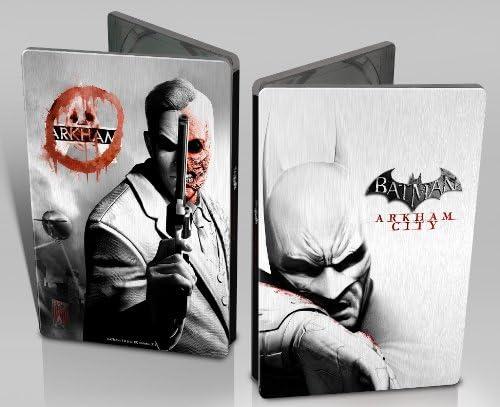 Batman Arkham City Steelbook Edition Game XBOX 360 [importación inglesa]: Amazon.es: Videojuegos