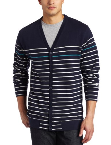 Wesc Men's Xander Fleece Cardigan