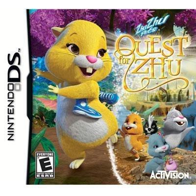 quest zhu zhu ds game - 5