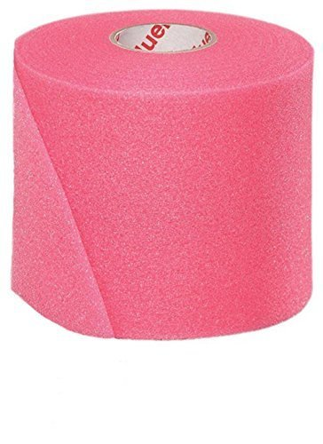 Medicine Sports Wrap Mueller (Mueller M-Wrap Pre wrap for Athletic Tape (Big Pink, 1 Roll))